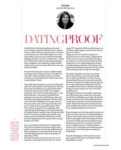 column Datingproof