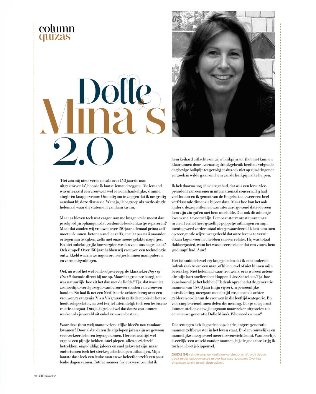 Dolle Mina's 2.0